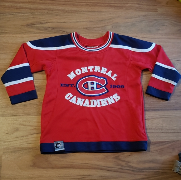 ⭐3/35⭐NHL Montreal Canadians Jersey- size